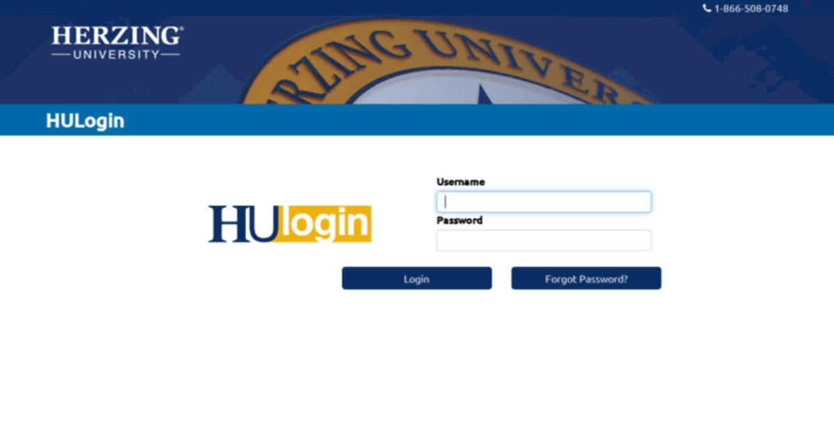 Herzing Student Portal Login