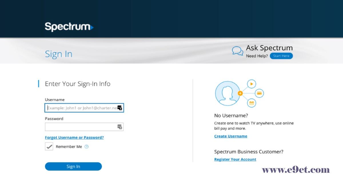Webmail Spectrum.net Login