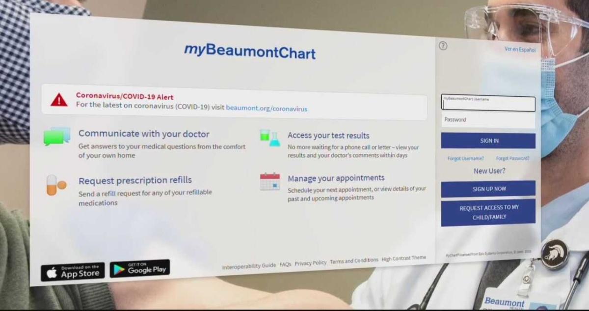 Beaumont Employee Login