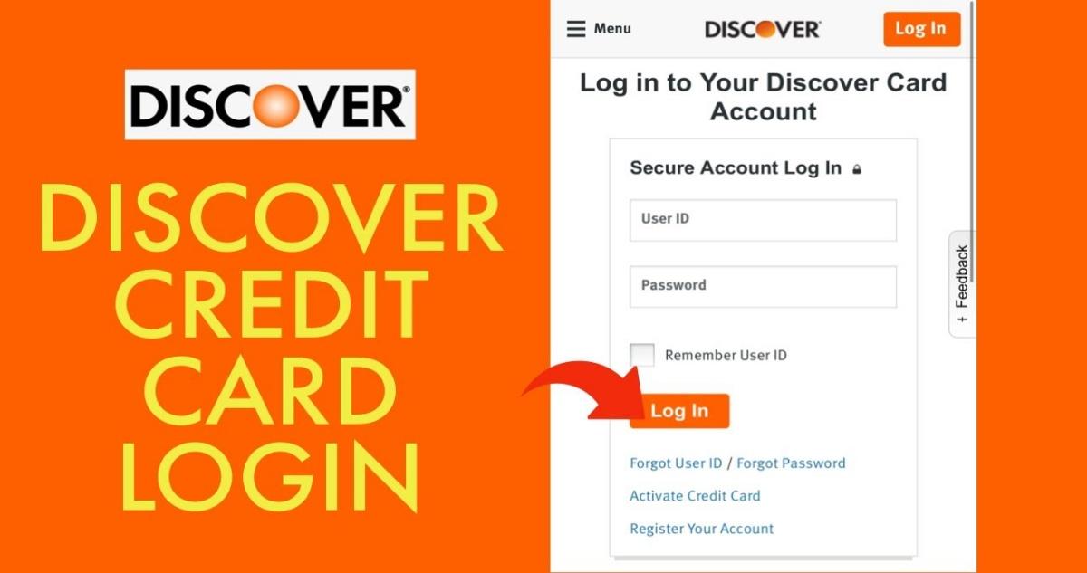 Discover com Login