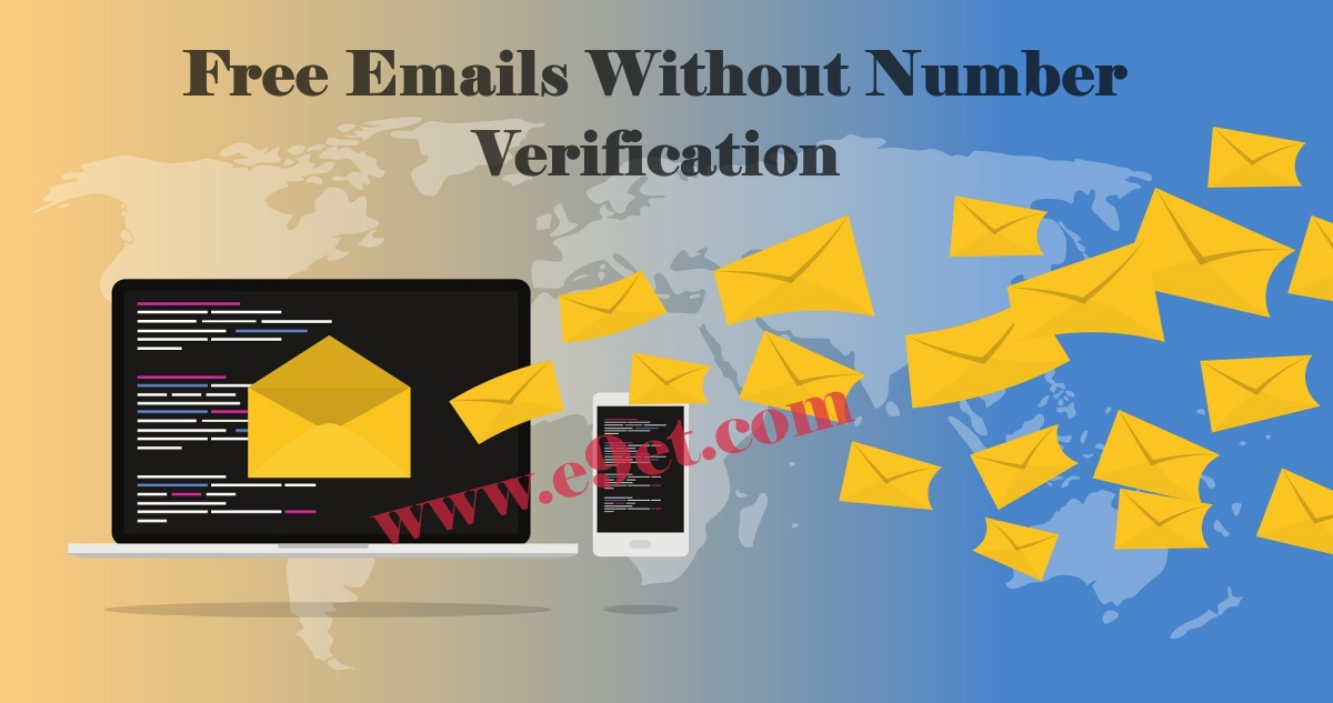 Free Email without Phone Number Verification