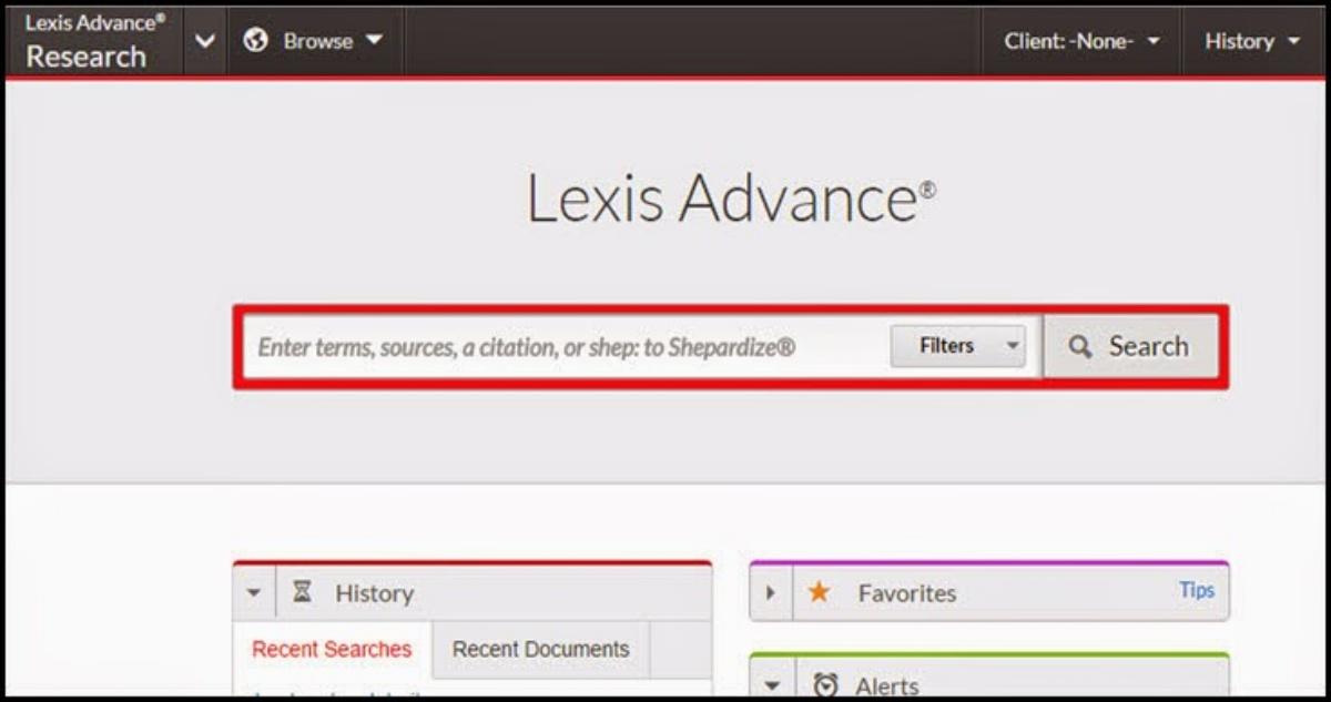 Lexis Advance Login
