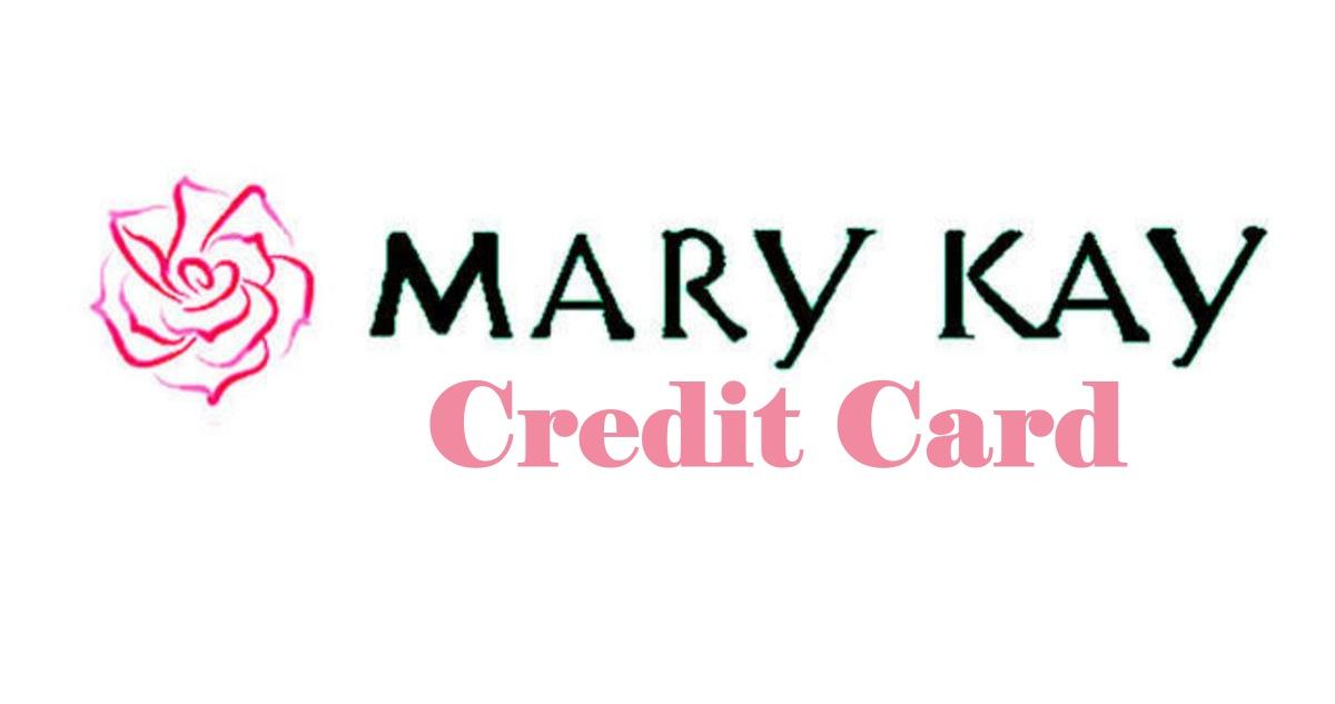 Mary Kay Credit Card Login