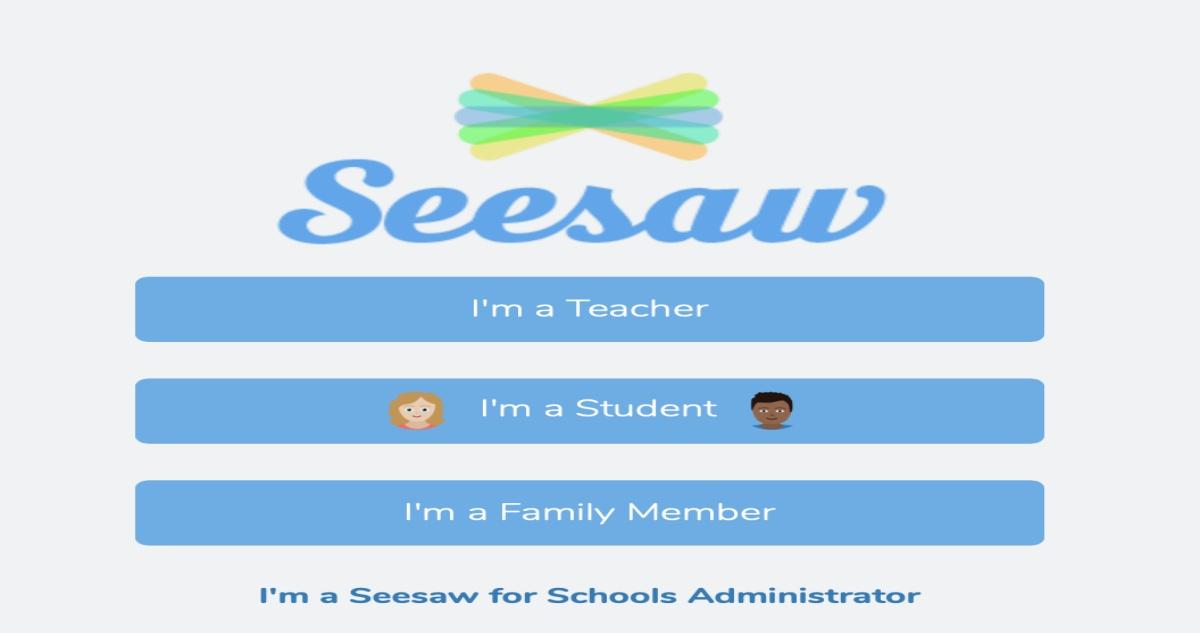 Seesaw Class Login