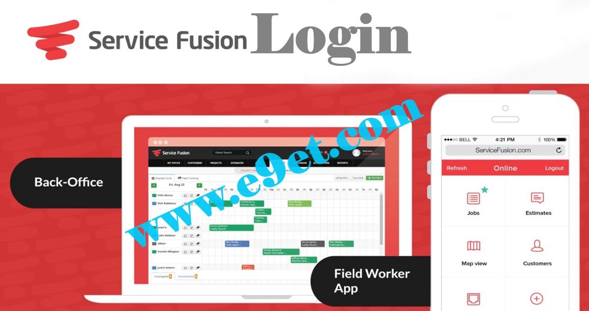 Service Fusion Login