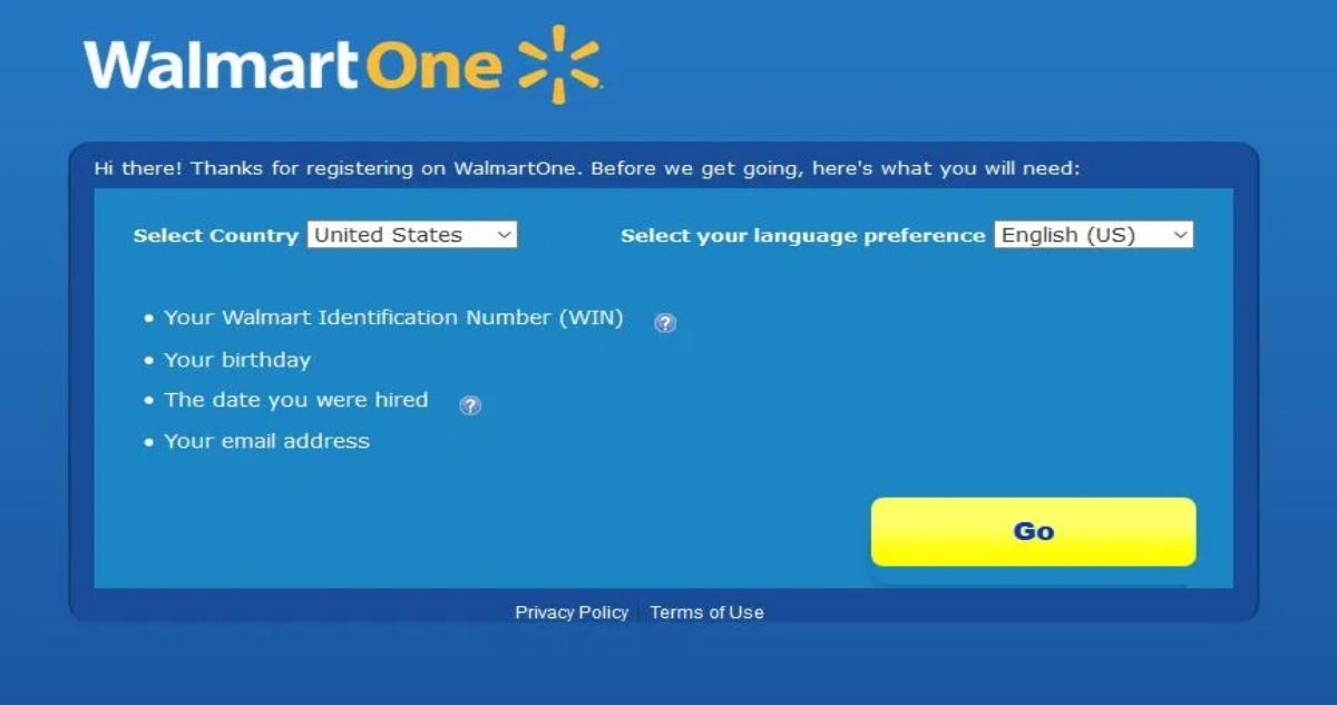 Walmartone Gta Portal Login