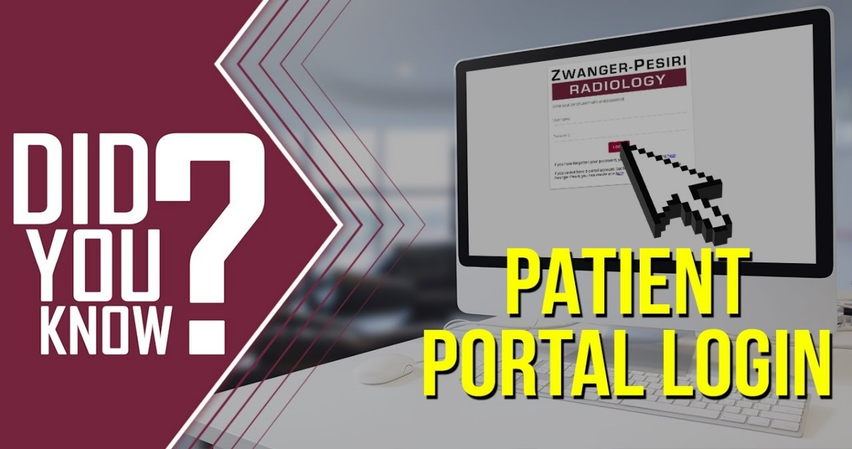 Zwanger Pesiri Patient Portal
