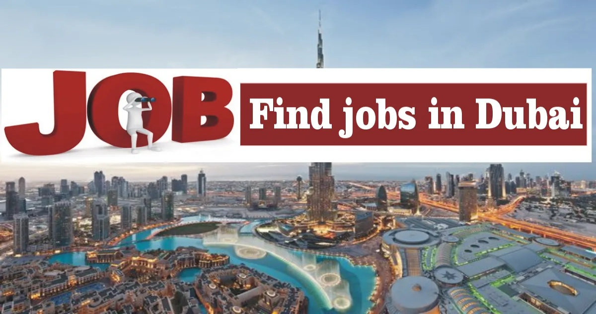 Dubai Jobs Portal