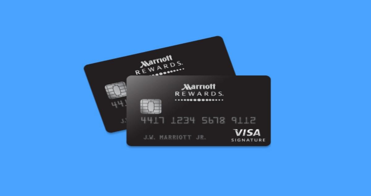 Marriott Credit Card Login Chase