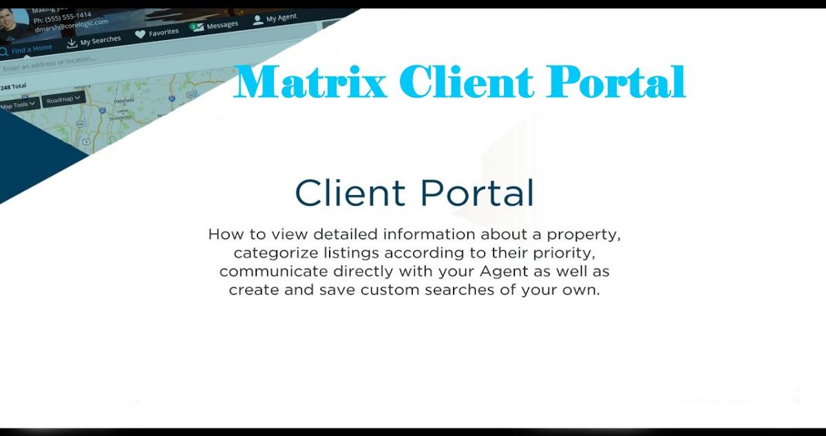 Matrix Client Portal