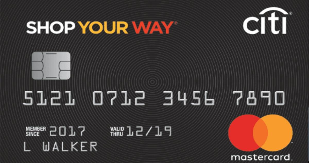 Shop Yourway Credit Card Login
