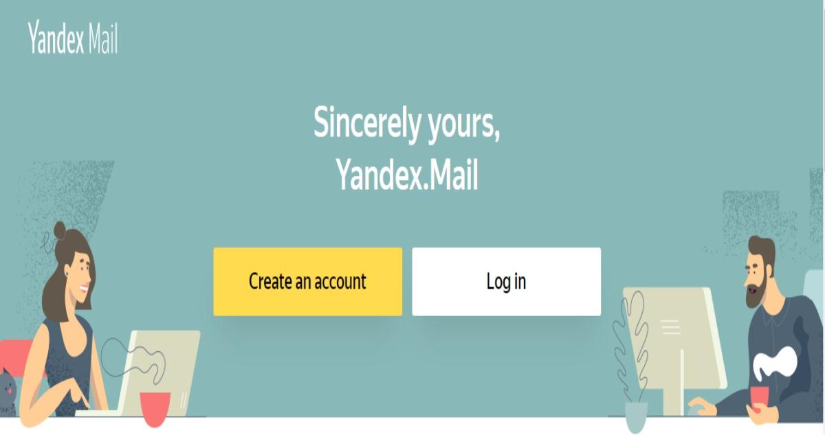 Yandex Free Email