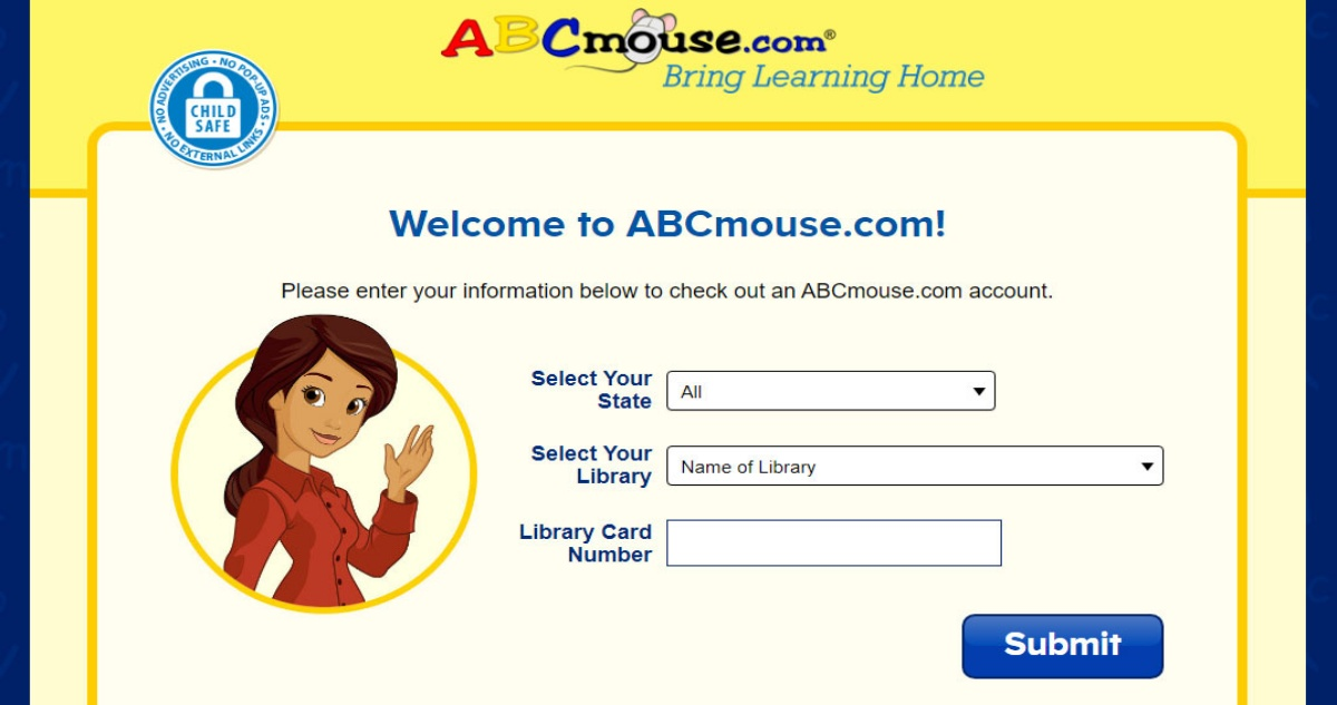 ABCmouse Login for Students