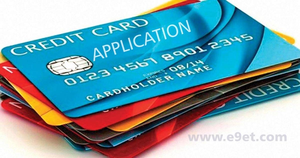 ANZ Credit Card Application