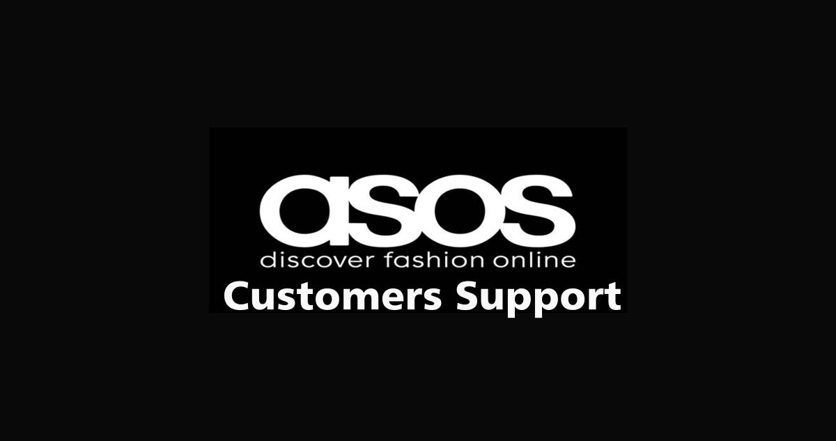 ASOS Live Chat Login