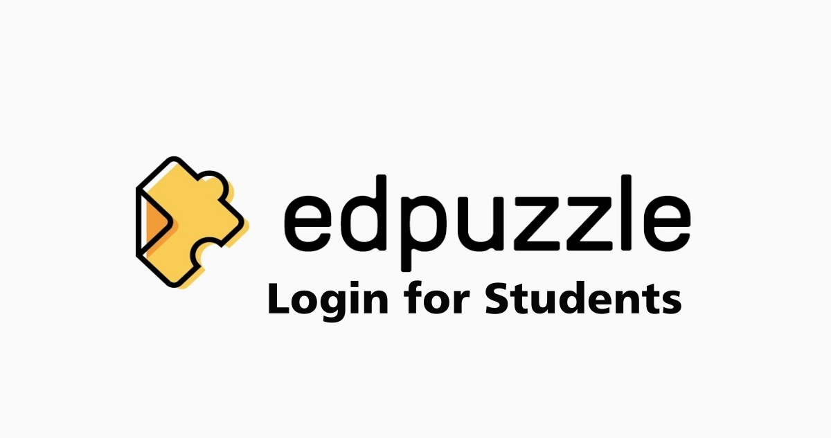 Edpuzzle Login for Students
