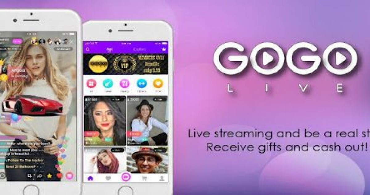 GOGO Live Login