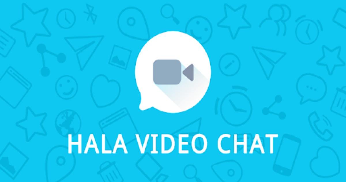 Hala Video Chat App Login