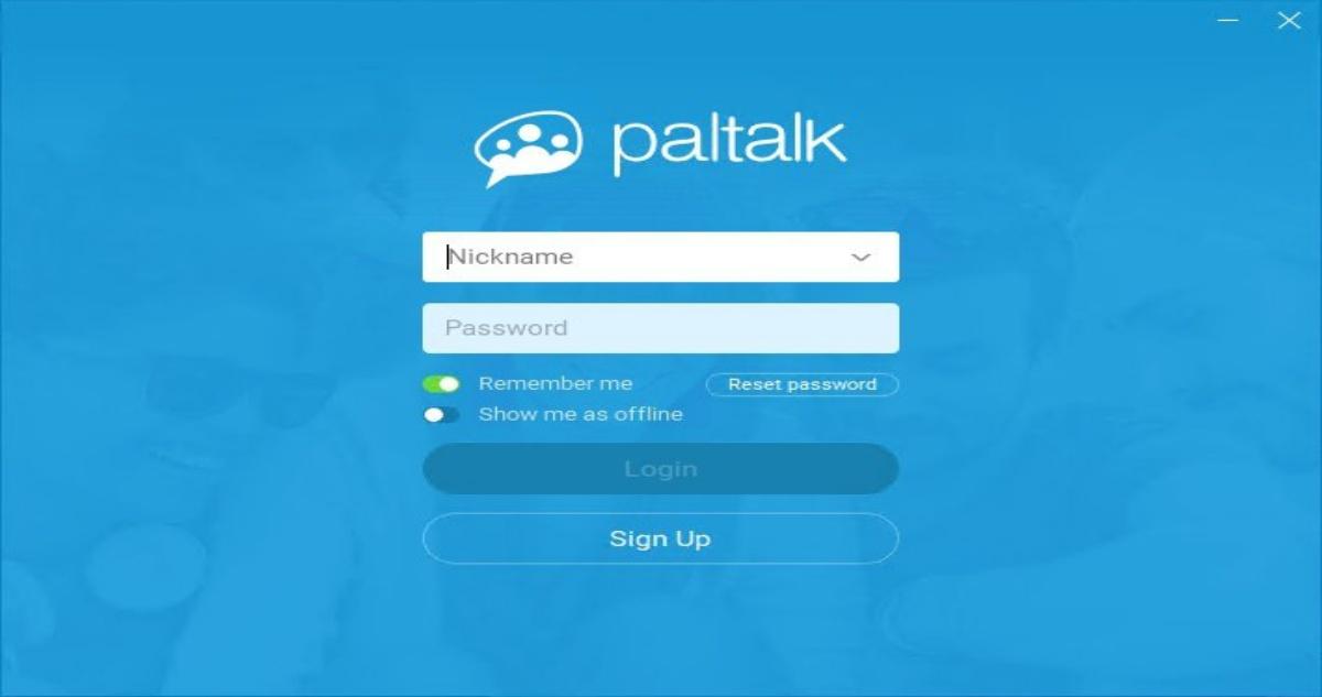 www.paltalk.com Login
