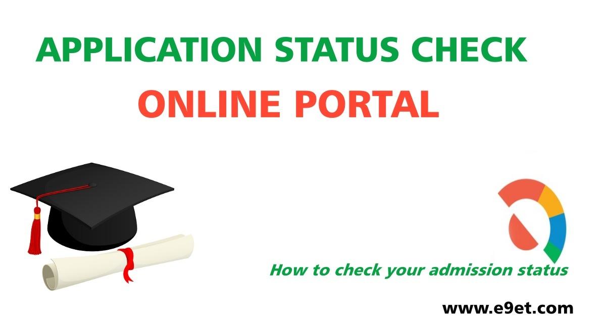 Rhodes University Status Check