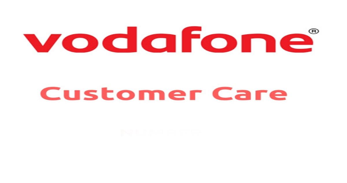 Vodafone Live Chat Login