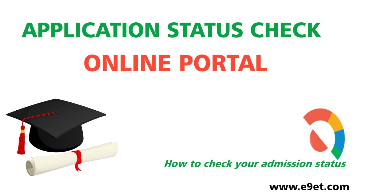 Wits Status Check