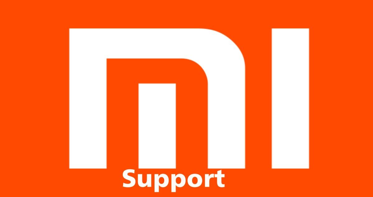 Xiaomi Live Chat Login