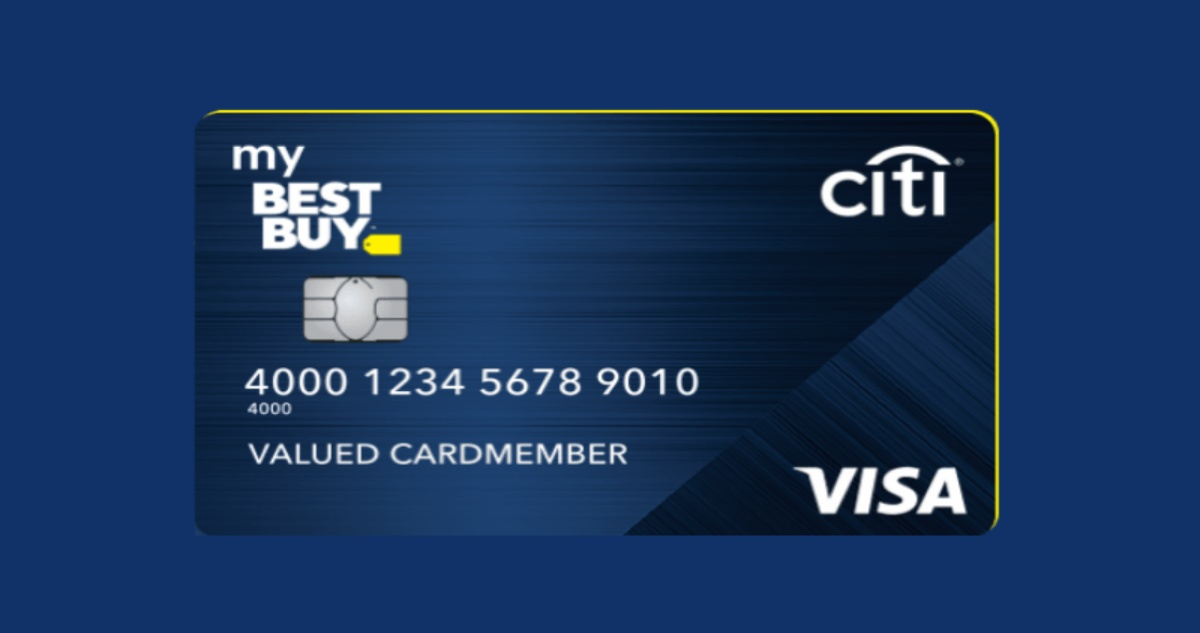 Check Status of Best Buy Credit Card Application