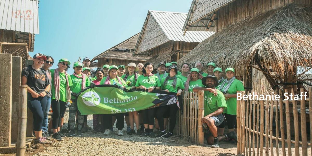 Bethanie Staff Login