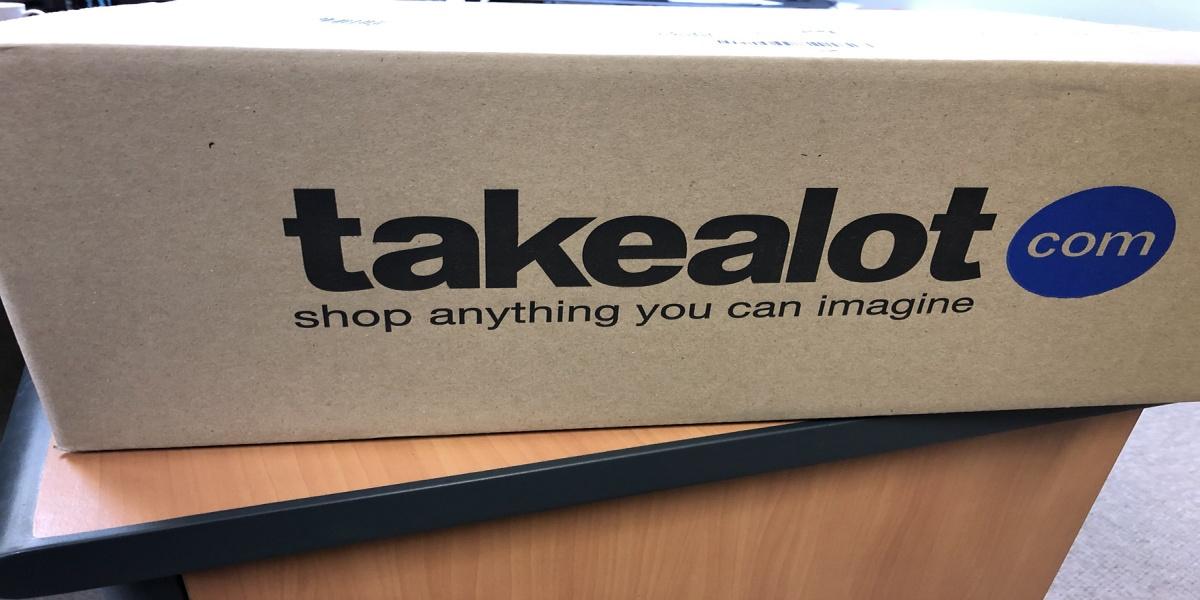 Cancel Order on Takealot