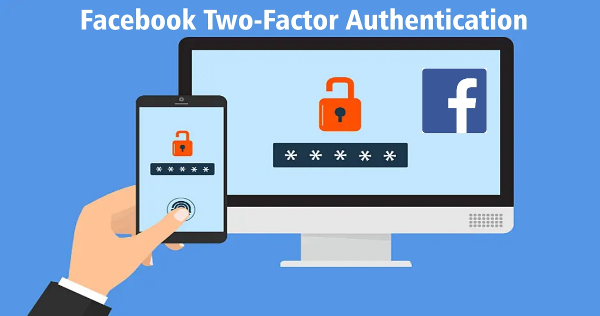 Enable Two-Factor Authentication for Facebook Account