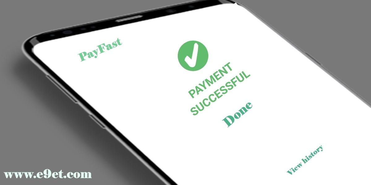 PayFast Transaction