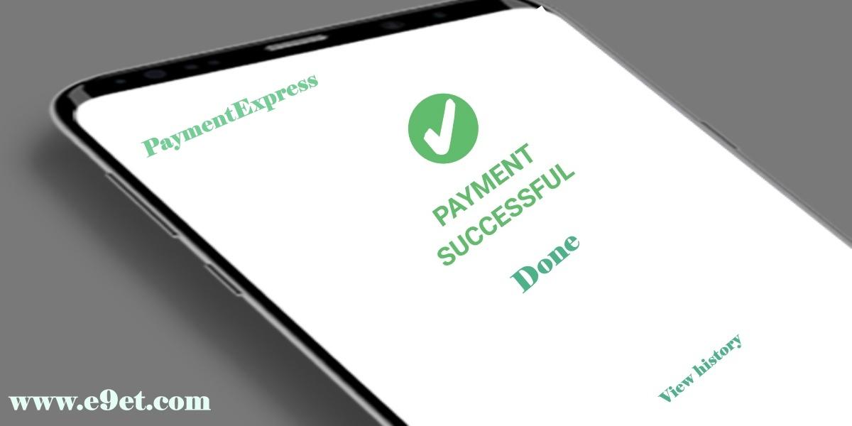 PaymentExpress Transaction