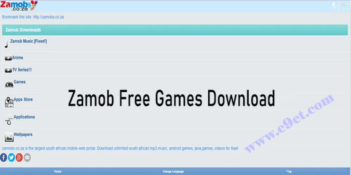 Zamob Free Games