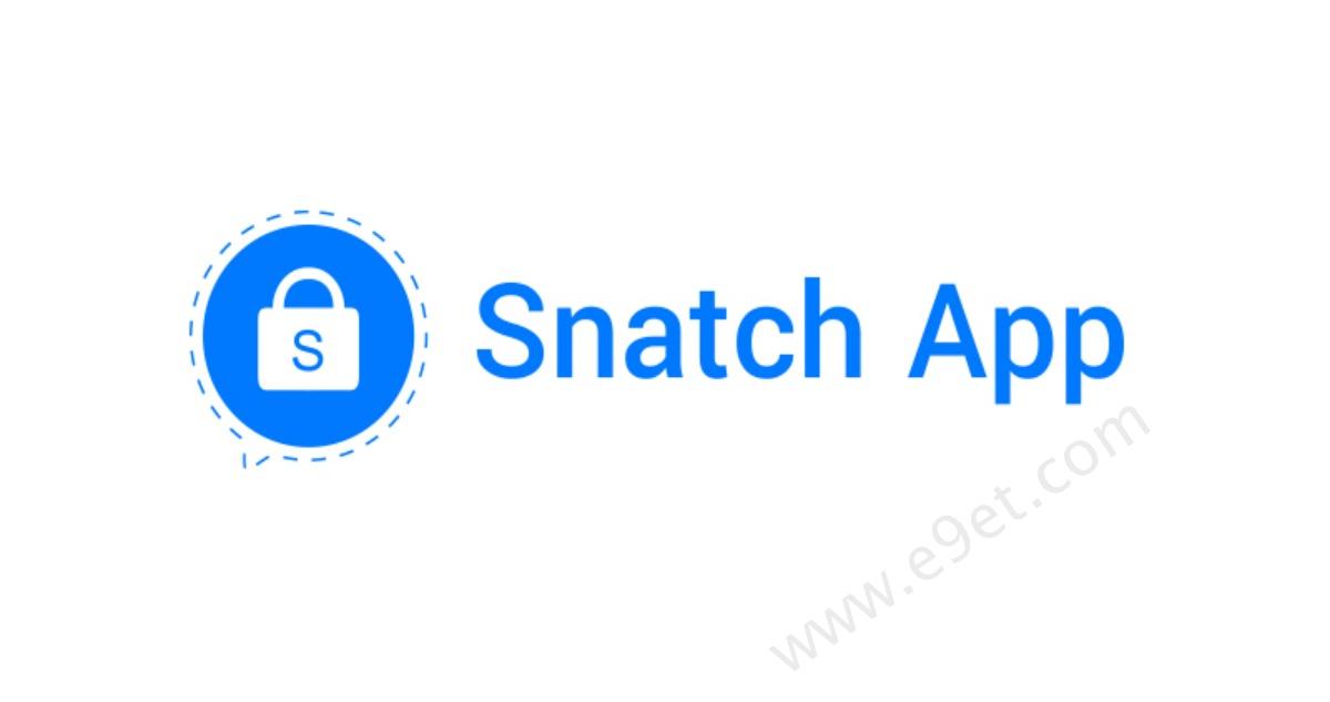 Snatch App Login