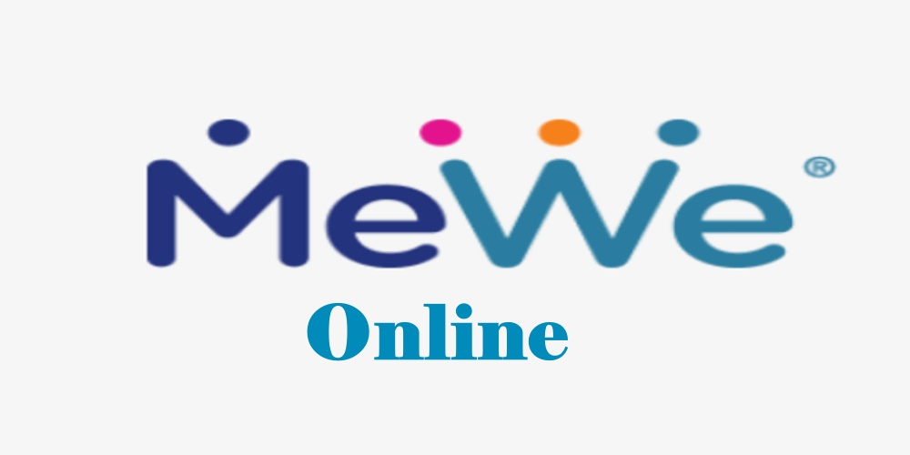 MeWe Sign up Online