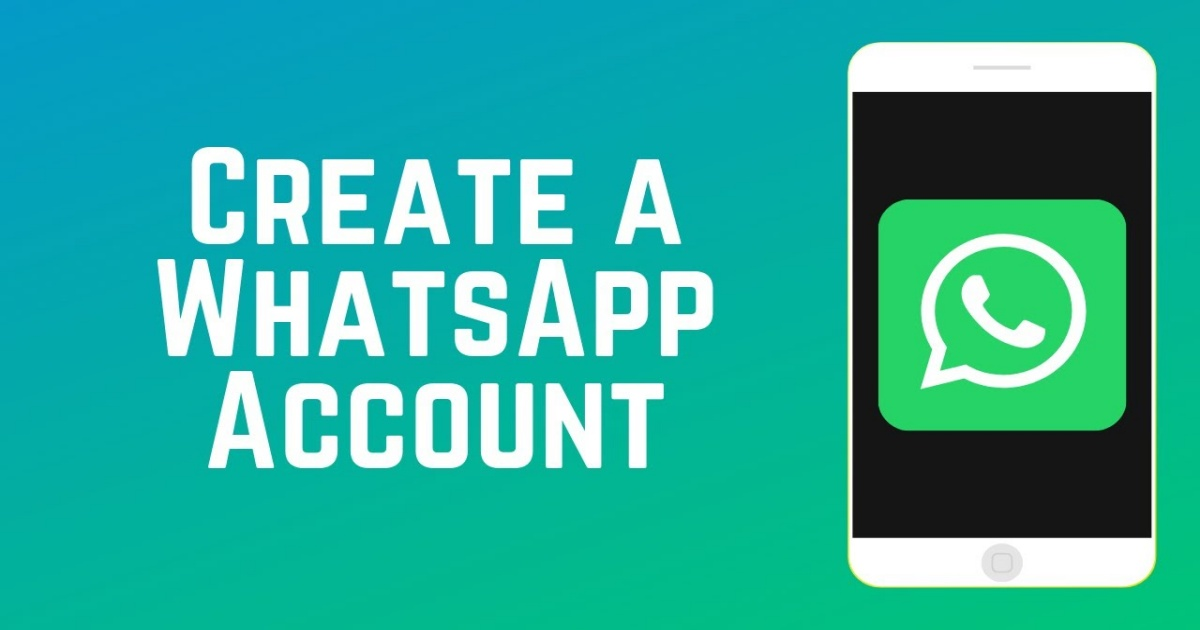 Image of Whatsapp Account Without Using Phone Number