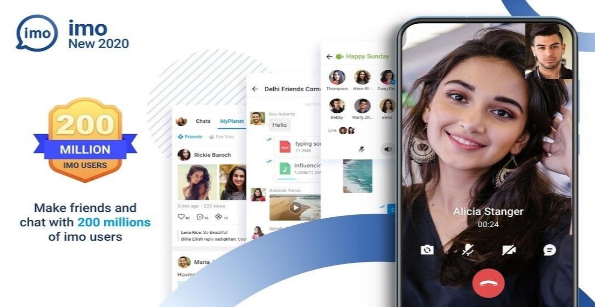 Image of imo Video Call